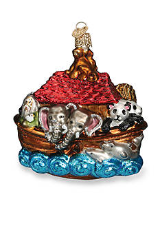 Old World Christmas 4.25-in. Noah's Ark Ornament