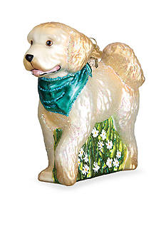 Old World Christmas 3.5-in. Doodle Dog Ornament