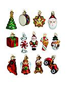 Old World Christmas® Set of 12 Glass