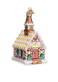 Old World Christmas 4.5-in. Gingerbread Church Ornament