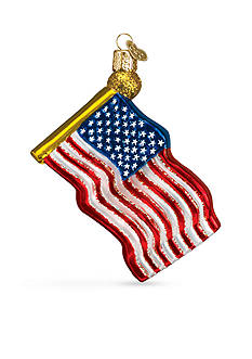 Old World Christmas 4-in. Star-Spangled Banner Ornament