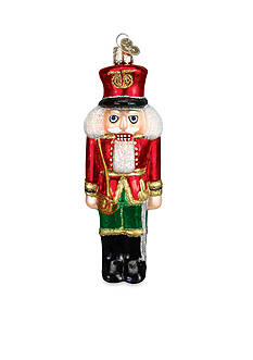 Old World Christmas 6-in. Soldier Nutcracker Ornament