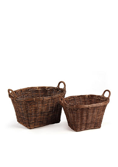 Napa Home & Garden™ Normandy Set of 2 Chateau Laundress Baskets