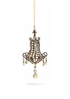 Napa Home & Garden™ 9-in. Vintage Faux Crystal Chandelier Ornament