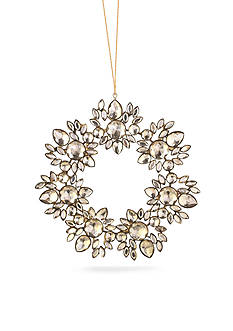 Napa Home & Garden™ 8.5-in. Vintage Jeweled Wreath Ornament