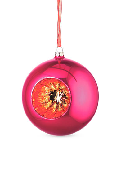 Napa Home & Garden™ 4.75-in. Reflector Glass Ball Ornament