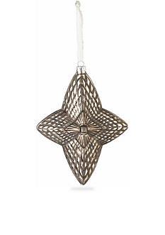 Napa Home & Garden™ 6.25-in. Antique Star Glass Ornament