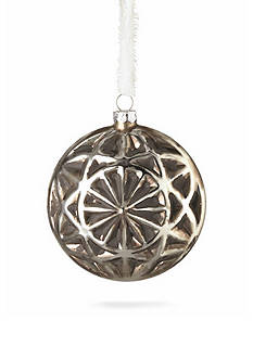 Napa Home & Garden™ 3.75-in. Celtic Medallion Glass Ornament