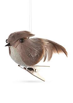 Napa Home & Garden™ 3-in. Bird Clip Ornament