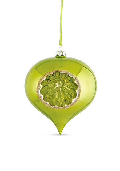 Napa Home & Garden™ 4-in. Veranda Reflector Glass Drop Ornament