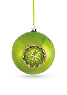 Napa Home & Garden™ 5.25-in. Veranda Reflector Glass Ball Ornament