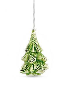 Napa Home & Garden™ 6.25-in. Veranda Tannenbaum Glass Tree Ornament