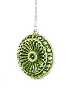Napa Home & Garden™ 4.5-in. Veranda Medallion Glass Ornament