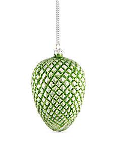 Napa Home & Garden™ 4.5-in. Veranda Glass Pine Cone Ornament
