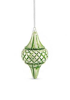 Napa Home & Garden™ 6.5-in. Veranda Glass Diamond Drop Ornament