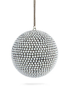 Napa Home & Garden™ 5-in. Pearl Studded Ball Ornament