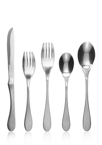 Knork® Set of 20 Gloss Flatware