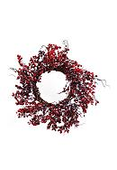 Shea's Wildflower Company 24-in. Pine Berry Wreath