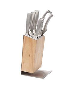 BergHOFF Nuance 7- Piece Knife Block