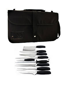 BergHOFF® 10-Piece Knife Folding Bag - Black