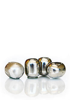 SPARQ Set of 4 Stainless Steel Wine Pearls
