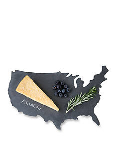 SPARQ USA Slate Cheese Board