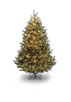 National Tree Company 7.5-ft. Natural Fraser Fir Tree