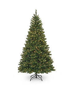 National Tree Company 7.5-ft. Oxford Pine Hinged Tree