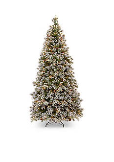 National Tree Company 7.5-ft. Liberty Pine Medium Hinged Tree