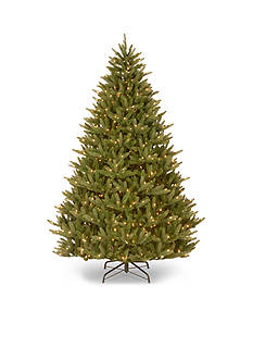 National Tree Company® 7.5-ft. Natural Frasier Hinged Tree