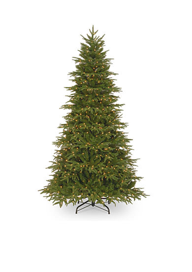 National Tree Company® Feel Real Northern Frasier Hinged Tree With Lights