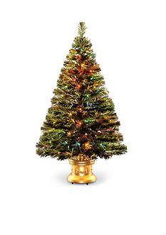National Tree Company® 4-ft. Radiance Fiber Optic Fireworks Tree