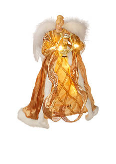 National Tree Company Angel Tree Topper With LED Lights