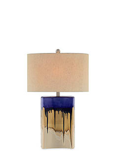 CATALINA LIGHTING Ombre Ceramic Table Lamp