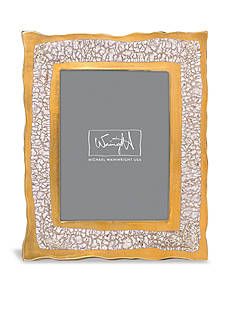 MICHAEL WAINWRIGHT Tempio Luna Gold 5-in X 7-in. Frame