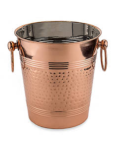 Old Dutch International, Ltd. Copper Hammered Wine Cooler