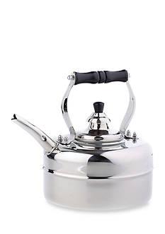 Old Dutch International, Ltd. Stainless Steel Windsor Whistling Tea Kettle, 3-qt.