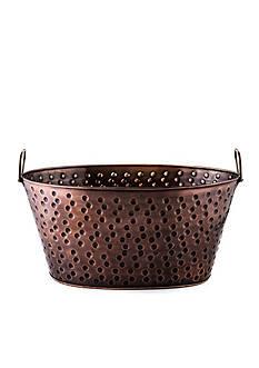 Old Dutch International, Ltd. Antique Copper Party Tub, 4-gal.