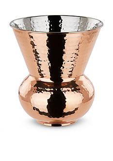 Old Dutch International, Ltd. Hammered Solid Copper Hourglass Cooler, 3.25-qt.