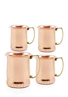 Old Dutch International, Ltd. Copper Sui Generis Moscow Mule Mugs