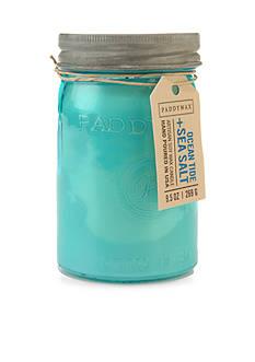 Paddywax 9.5-oz. Ocean Tide & Sea Salt Jar Candle