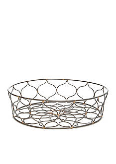 Biltmore Artisan Raw Finish Wire Tray