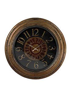 Sterling Alspire Clock