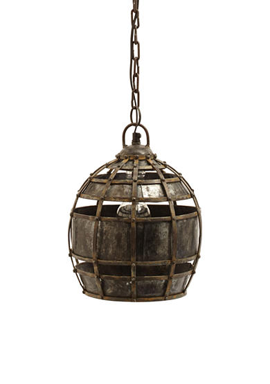 Dimond Home Round Fortress Light Pendant