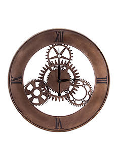 Sterling Rossmeen Court Wall Clock