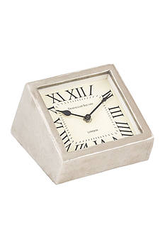 Sterling Square Desktop Clock