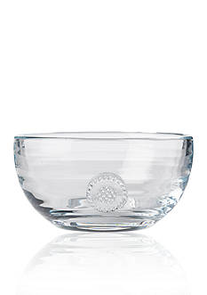 Juliska Berry & Thread Glassware Bowl, 5-in.