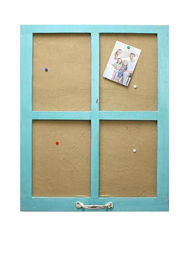 Fetco Home Decor Memo Board Window Frame Belk