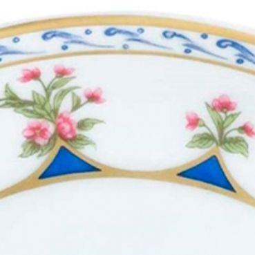 Designer Tabletop: Bernardaud: Chateaublu Bernardaud CHATEAUB BL SALAD