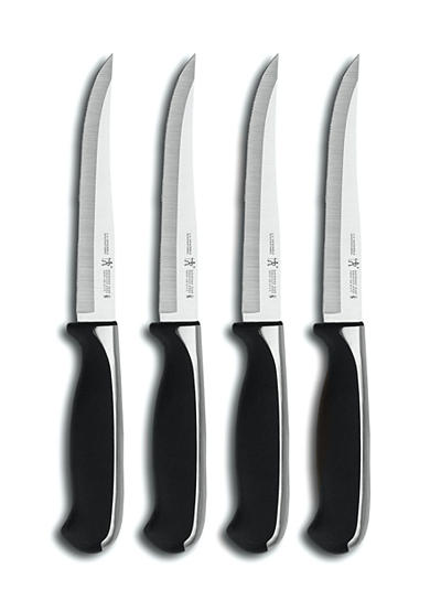 J. A. Henckels International Everedge Plus 4-Piece Steak Knife Set
